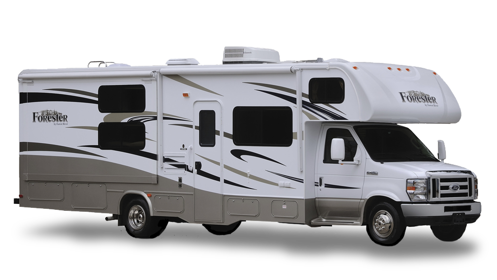 2018 Forester Class C Motorhome Rv Connections