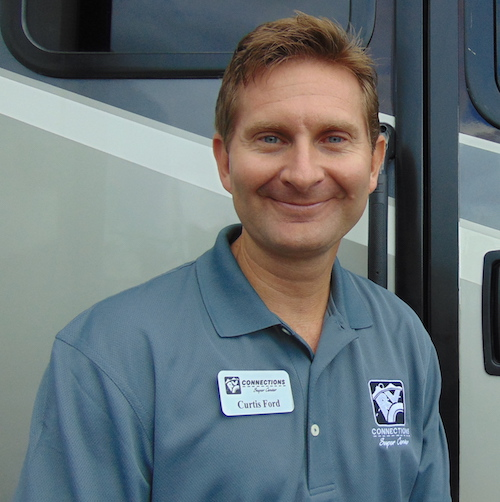 RV Connections Staff Curtis Ford