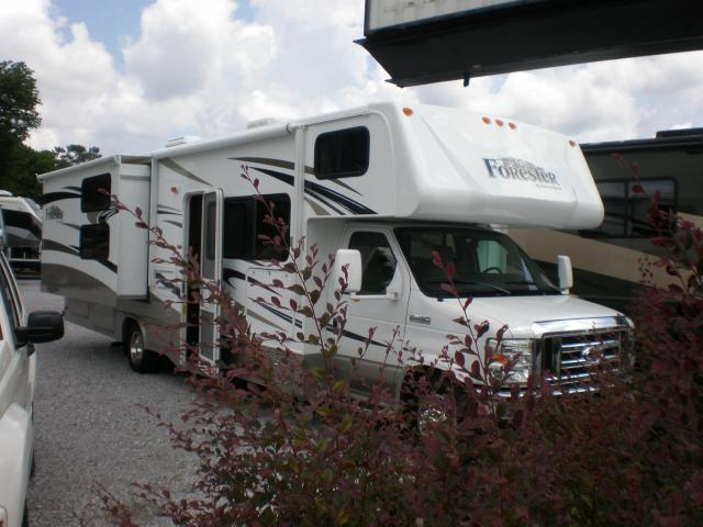 2014 Forest River Forester 3171DS
