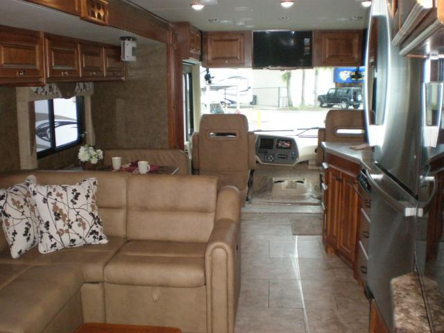 2014 Tiffin Allegro Interior