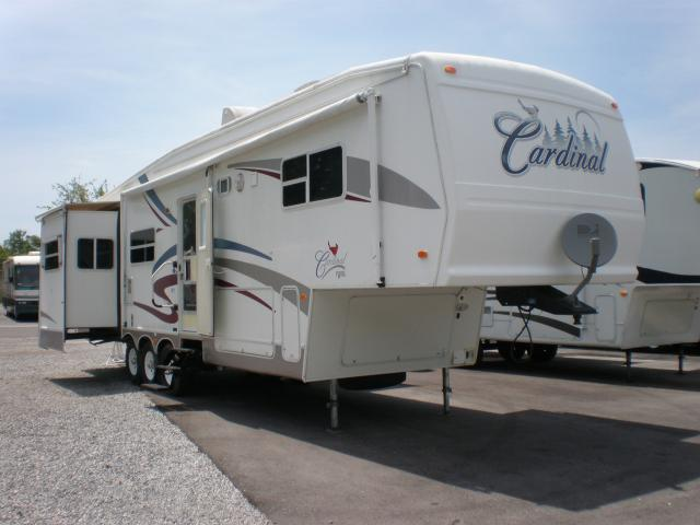 2003 Forest River Cardinal 36RLE