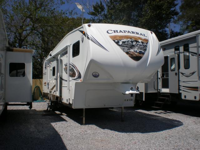 2012 Coachmen Chaparral 269BHS