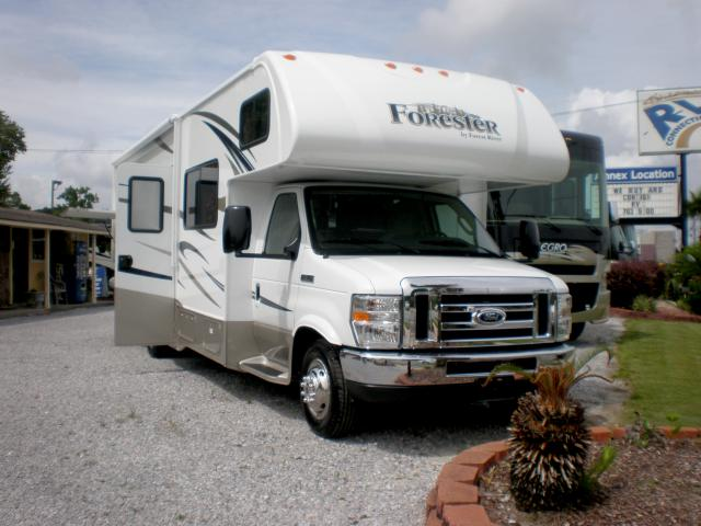 2015 Forest River Forester 2861DS