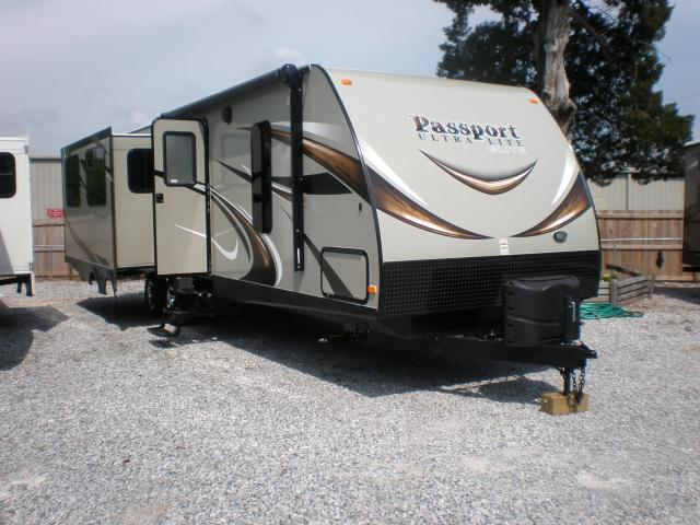 2015 Keystone Passport 31RE