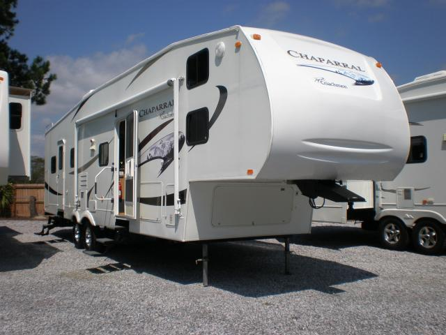 2008 Coachmen Chaparral 340QBS