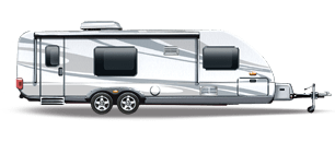 RV Connections Travel Trailers