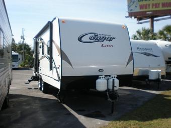 2014 Keystone Cougar 215RB