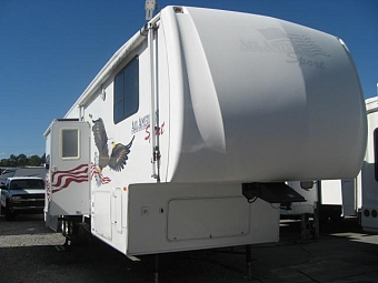 2007 Forest River All American 385CKTS
