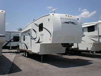 2011 Holiday Rambler Savoy 28RLD
