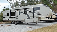 2011 Keystone Cougar High Country 299RKS