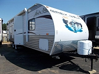 2013 Forest River Grey Wolf 28BH