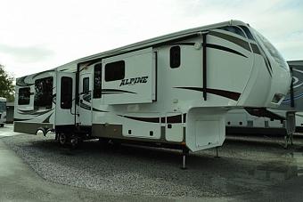2014 Keystone Alpine 3720FB