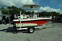 2015 Carolina Skiff Sea Skiff 19