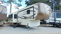 2015 Forest River Silverback 31RK