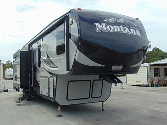 2016 Keystone Montana High Country 340BH