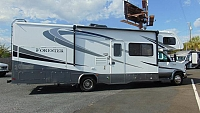 2017 Forest River Forester 2861DSF