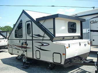 2017 Forest River Rockwood Premier 214HW