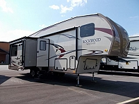 2017 Forest River Rockwood Signature 8289WS