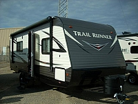 2017 Heartland Trail Runner 24SLE