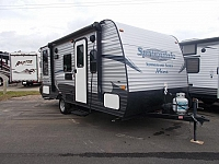 2017 Keystone Summerland Mini 1750RD