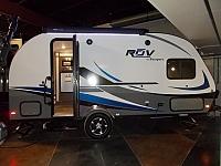 2018 Keystone ROV 170RK