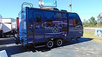 2018 Winnebago Micro Minnie 1808FBS