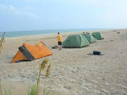 Beach Camping Tips