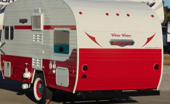 White Water Retro RV