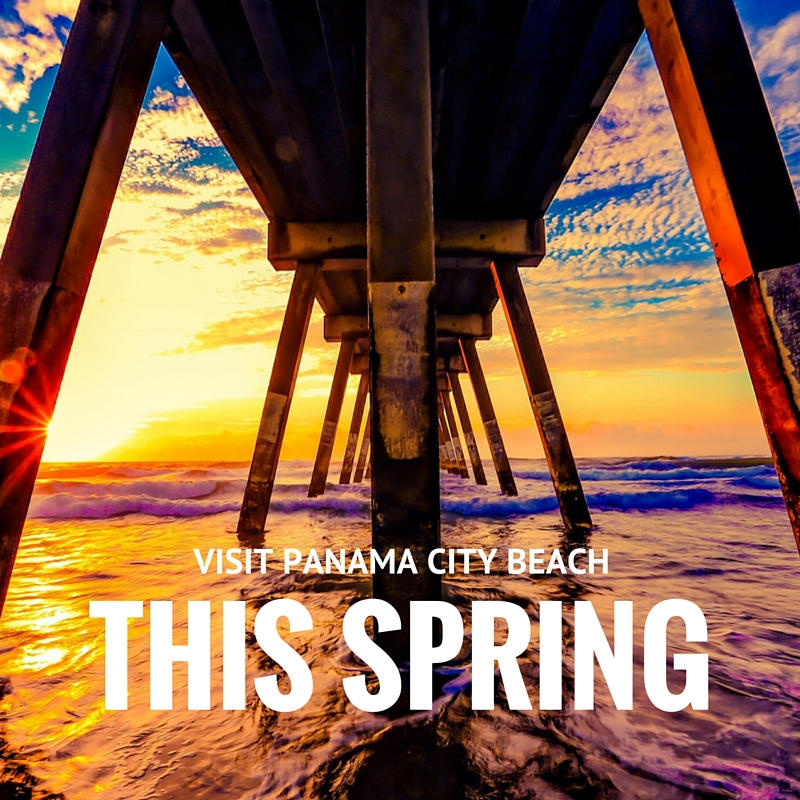 Visit Panama City Beach This Spring