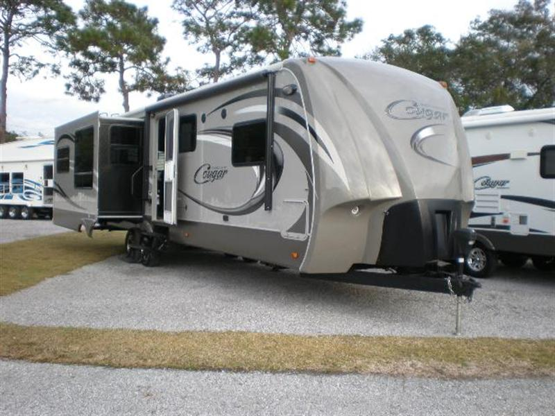 Cougar High Country Res Travel Trailer