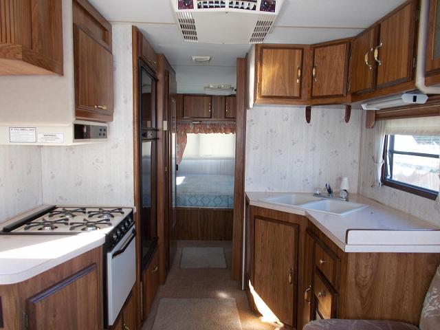 1990 Coachman Catalina 270RF