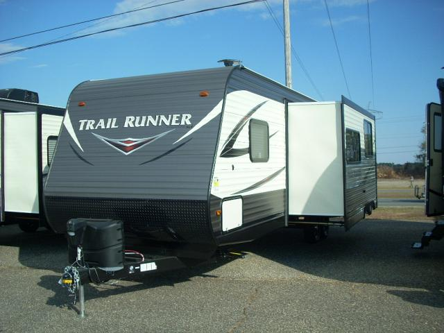2017 Heartland Trail Runner