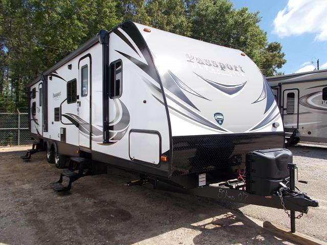 2019 Keystone Passport Ultra Lite Grand Touring 3220BH
