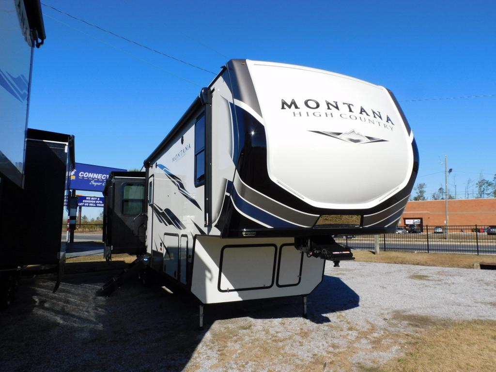 2021 Keystone Montana High Country 331RL