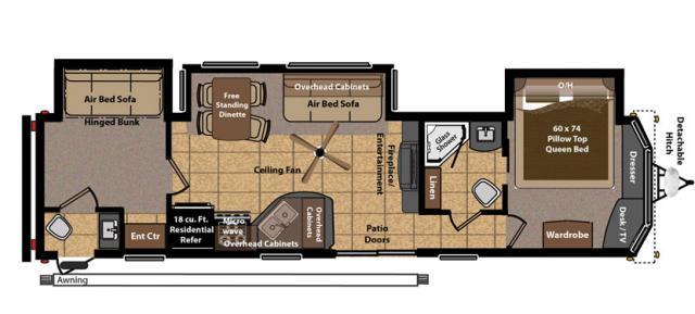 Residence 406FB
