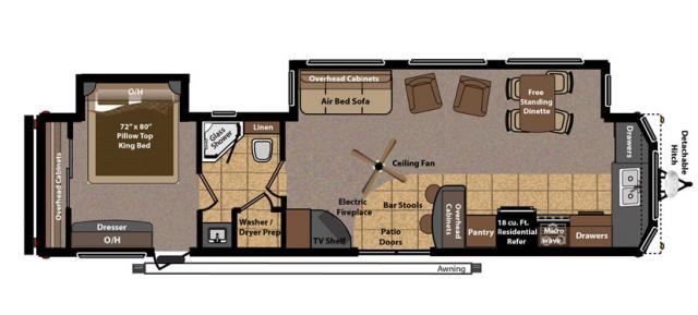 Residence 403FK