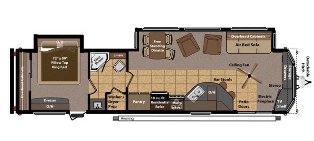 Residence 401FE