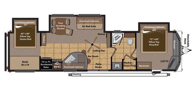 Residence 402BH