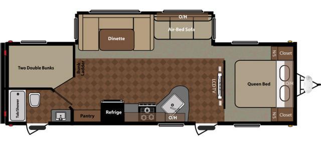 Keystone Springdale 282BHSSR